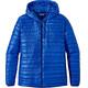 Patagonia Ultralight Down Hoody Jacket Men Viking Blue